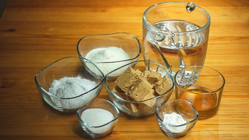 ingredientes helado de turron casero