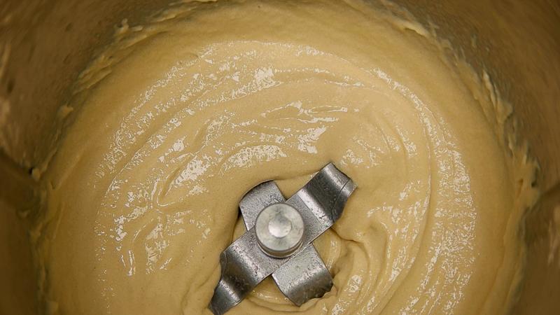 helado de dulce de leche hecho con thermomix
