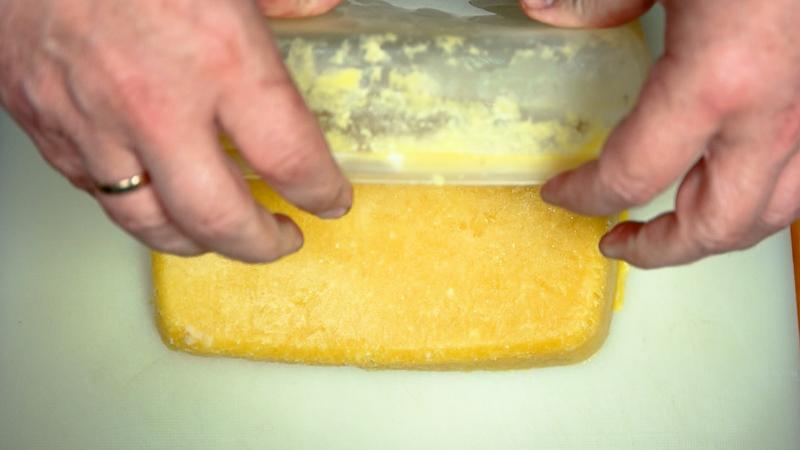 helado de mango Congelado